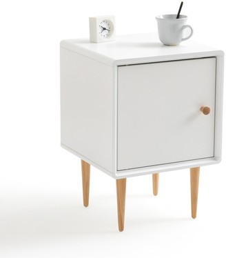 La Redoute Interieurs JIMI Bedside Table with Reversible Door