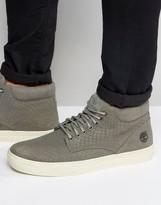 Timberland Adventure Cupsole Snake Suede Chukka Sneakers