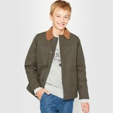 La Redoute Collections Velour Collar Parka, 10-16 Years