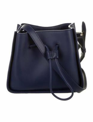 3.1 Phillip Lim Leather Crossbody Bag Blue