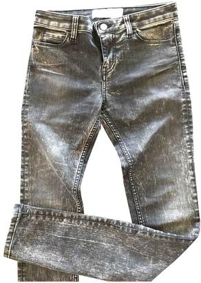 IRO Spring Summer 2020 Grey Denim - Jeans Jeans