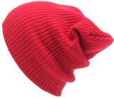 YOYOMA Women Men Trendy Warm Chunky Caps Soft Stretch Cable Knit Slouchy Beanie Skully Hats Solid Color