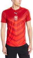 Puma Men's Czech Republic Home Replica Shirt