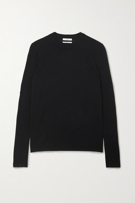 Co Cashmere Top - Black