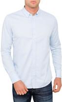 BOSS ORANGE Contrast Fabric Shirt
