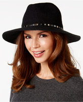 INC International Concepts Mixed Metallic Packable Panama Hat, Only at Macy's