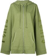 Puma harness zipped hoodie