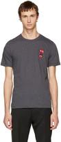 Dolce & Gabbana Grey Devil Designers T-Shirt
