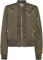Vero Moda Short Frill Bomber Jacket