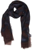 Barba Napoli Wave Pattern Scarf