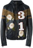 Dolce & Gabbana patch jacket