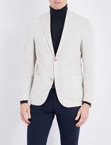 Boglioli Regular-fit stretch-cotton jacket