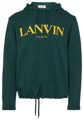 Lanvin Logo hoodie