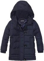 Tommy Hilfiger Th Kids Hooded Mini Jacket
