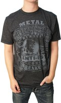 Metal Mulisha Meta Muisha Men's Sap-Mock Twist Graphic T-Shirt-arge