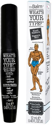 TheBalm What'S Your Type? Mascara - The Body Builder 12Ml