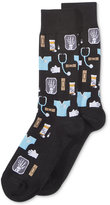 Hot Sox Men's Medical Design Socks