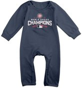 KcoIESisM Chicago Cubs 2016 World Series Champions Infant Long Sleeve Romper Bodysuit