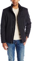 Izod Men's Wool-Blend Jacket