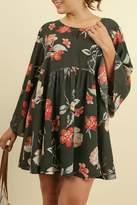 Umgee USA Angel Sleeve Floral