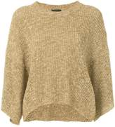 Roberto Collina oversize knitted jumper