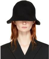 Yohji Yamamoto Black Floppy Hat