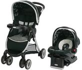 Graco FastAction Fold Click Connect Travel System - Milan