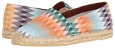 Missoni Printed Espadrille Women's Shoes