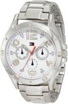 Tommy Hilfiger Women's Sport Stainless Steel Sport Bracelet Watch 1781170