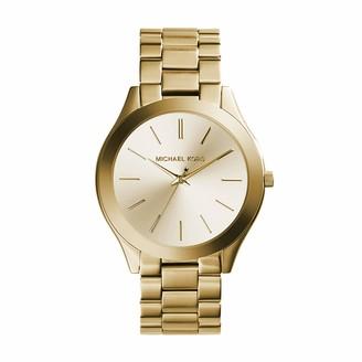 Michael Kors Women's Analog Quartz Watch with Stainless Steel Strap MK3179