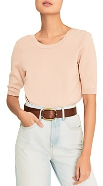 BA&SH Ba & Sh Elba Cropped Sweater