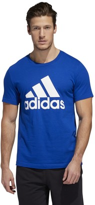 adidas Big & Tall Logo Tee
