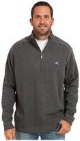 Tommy Bahama Big & Tall Antigua Half Zip Sweatshirt