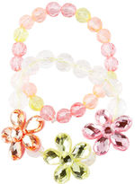Carter's 2-Pack Flower Beaded Bracelets