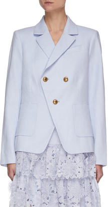 Zimmermann 'THE LOVESTRUCK' Tuxedo Jacket