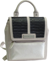 Adrienne Landau Women's Ibiza Midtown Backpack Satchel