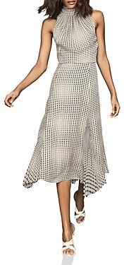Reiss Jenna Printed Dress