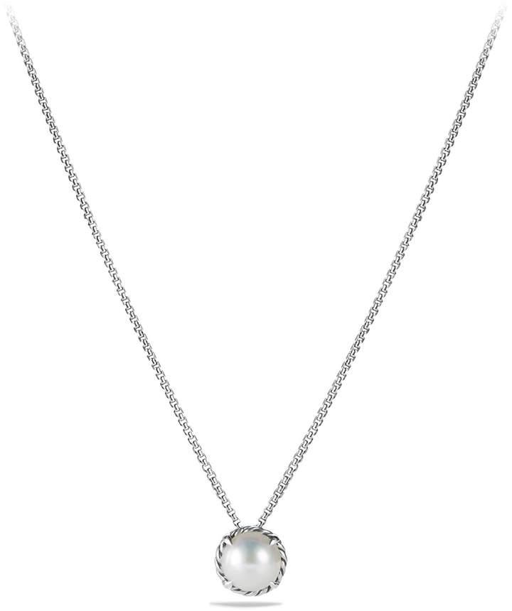 David Yurman 'Chatelaine' Pendant Necklace