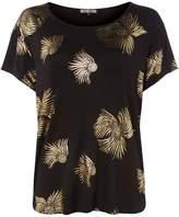 Biba Sea urchin foil t-shirt