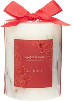 Linea Winter Berries Botanical Candle