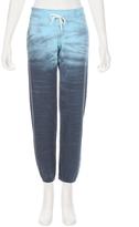 Monrow Horizon Tie-Dye Sweatpants