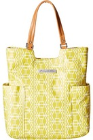 Petunia Pickle Bottom Glazed Tailored Tote