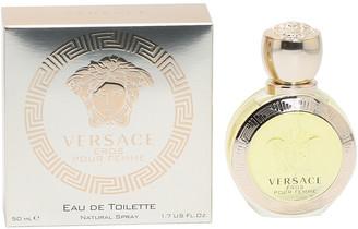Versace 1.7Oz Eros Pour Femme Eau De Toilette Spray