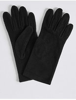 M&S Collection Fleece Gloves