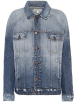 Current/Elliott The Raglan denim jacket