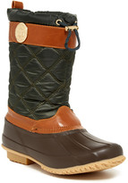 Tommy Hilfiger Arcadia Quilted Boot