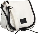 Fox Dirt Hipster Crossbody (White) - Bags and Luggage