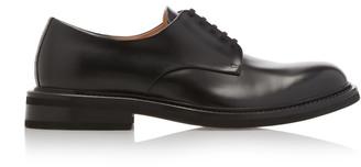 Bottega Veneta Lace-Up Leather Dress Shoes