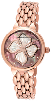 Blair Rose Gold Tone & Diamond Watch, 38mm