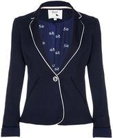 Yumi Nautical Stripe Blazer